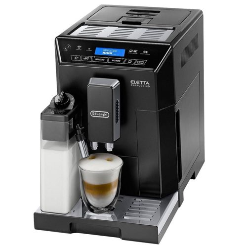 Delonghi Automatic Coffee Machine ECAM 44.660.BK