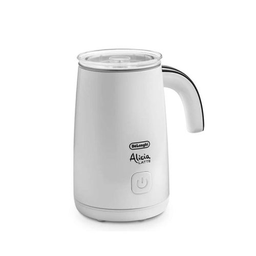 Delonghi Alicia Milk Frother White EMF2.W