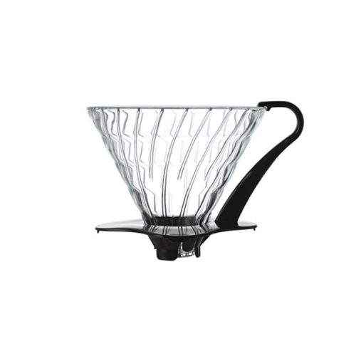 Hario Dripper V60 Glass Black
