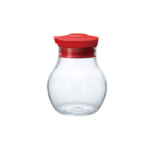 Hario Soy Sauce Container Red OMPS-120-R