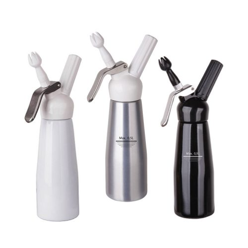 Latina Whip Creamer Dispenser Siphon 500ml